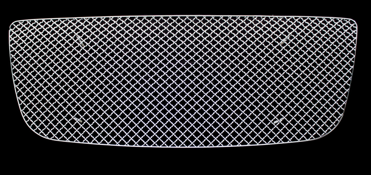 Chrysler 300C  2011-2012 Chrome Main Upper X Mesh Grille