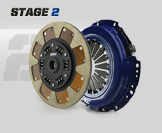Hyundai Elantra 1992-1993 1.6l To 9/93 Spec Clutch Kit Stage 2