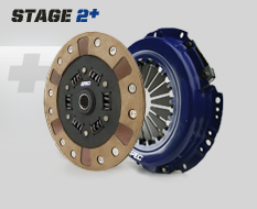 Volkswagen Jetta 2000-2001 1.8t Thru 11/00 Spec Clutch Kit Stage 2+