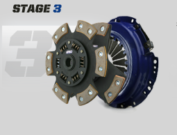 Toyota Celica 1990-1990 2.2l Fr 9/89 To 4/90 Spec Clutch Kit Stage 3