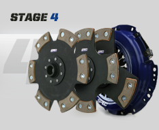 Dodge Ram 50 Pickup 1990-1994 2.4l  Spec Clutch Kit Stage 4