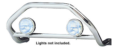 Chevy Blazer 98-01 Westin Safari Bar Chrome Plated Steel
