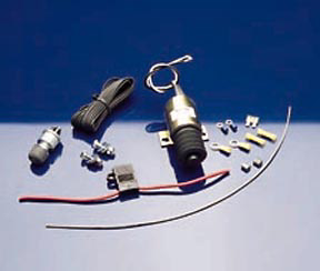 40 Pound Solenoid for Shaved Door Handles(with Hardware)