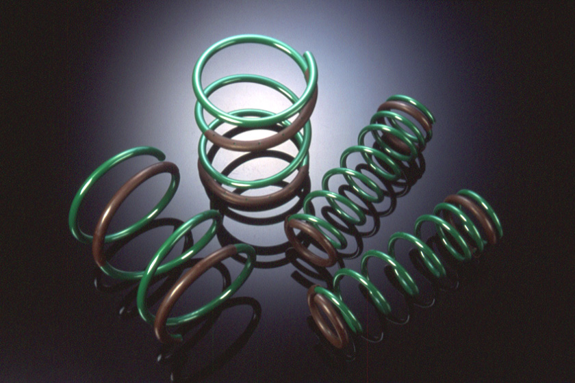 Mitsubishi Eclipse 1995-1999 2wd None Turbo Tein S-Tech Lowering Springs