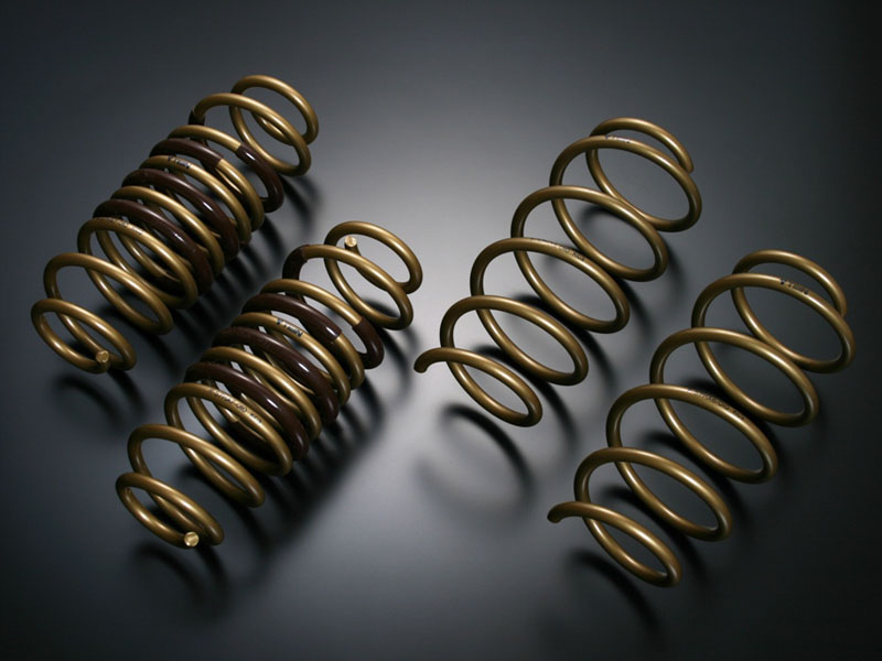 Toyota Camry 2002-2003 4 Cyl. (4 Door). Until August 2003 Tein H-Tech Lowering Springs