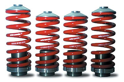 Honda Civic 2002-2005 Skunk2 Coilover Kit