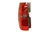 Chevrolet Tahoe 2007 - 2008 LED Tail Lights Red Smoked Lens