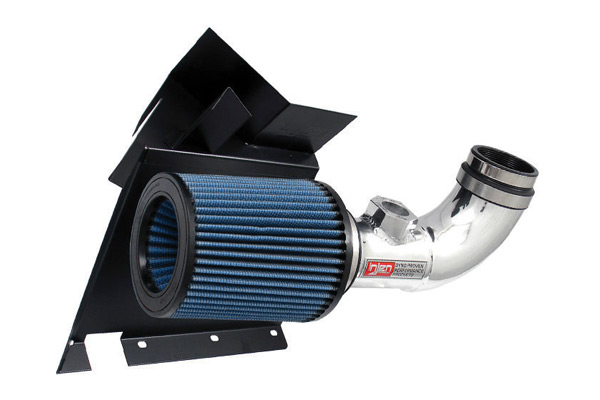 Bmw 3 Series 2007-2011 328i 3.0l 6 Cyl. - Injen Sp Series Short Ram Intake - Polished