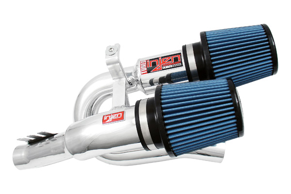 Bmw 3 Series 2007-2010 335i N54 3.0 Twin Turbo - Injen Sp Series Short Ram Intake - Polished