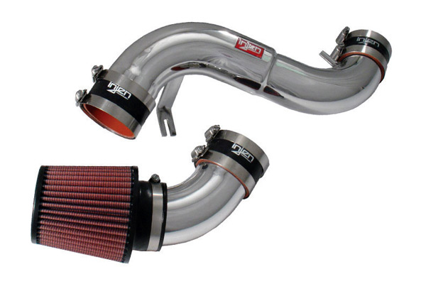 Hyundai Tiburon 2005-2008  2.7l V6 - Injen Sp Series Short Ram Intake - Polished