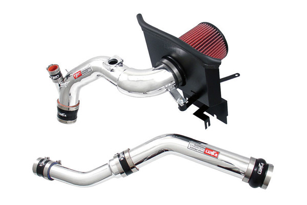 Mitsubishi Lancer 2008-2010 Evo X 2.0l, 4cyl. - Injen Sp Series Short Ram Intake - Polished