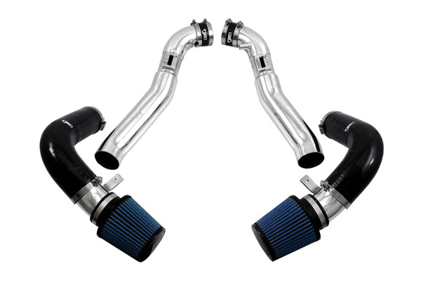 Nissan 350Z 2007-2008  3.5l V6 - Injen Sp Series Cold Air Intake - Polished