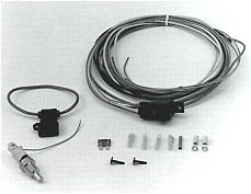 195 Degree Themostat - Relay and Wiring Harness