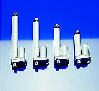 Linear Actuator (10 inch) with Potentiometer