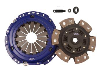 Jeep Cj7 1986-1986 2.5l Wrangler Spec Clutch Kit Stage 3