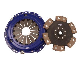 Jeep Wrangler 1989-1989 4.2l Peugot Trans Spec Clutch Kit Stage 4