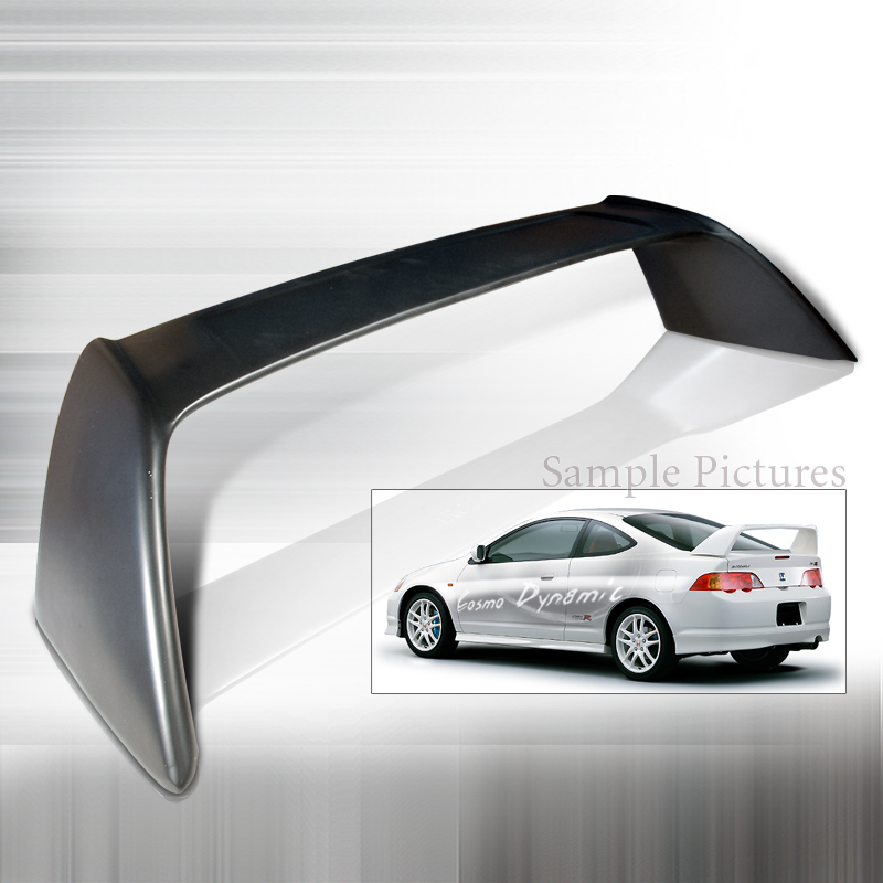 Acura RSX 2002-2006 Jdm Type R Style Rear Spoiler By Spec