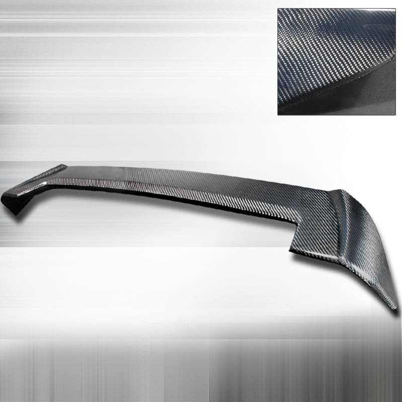 Scion XB 2008-2010  Carbon Fiber Roof Spoiler