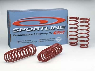 Ford Mustang V-6 2005-2008 Eibach Lowering Springs