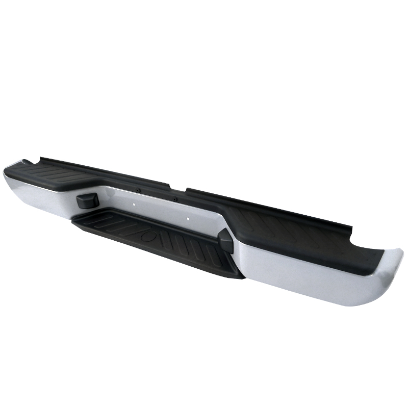 Nissan Frontier 2005-2011   - Gray Rear Step Bumper