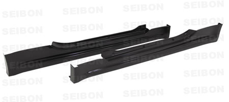 Nissan 350Z  2002-2008 As Style Carbon Fiber Side Skirts
