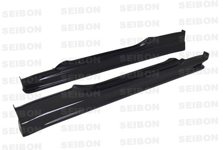 Nissan 350Z  2002-2008 Cw Style Carbon Fiber Side Skirts