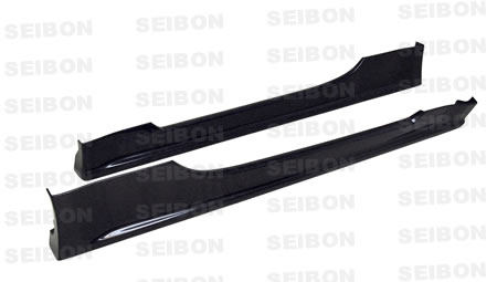 Nissan 350Z  2002-2008 TT Style Carbon Fiber Side Skirts