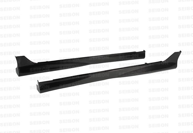 Honda Civic Si 4dr 2006-2008 Tr Style Carbon Fiber Side Skirts