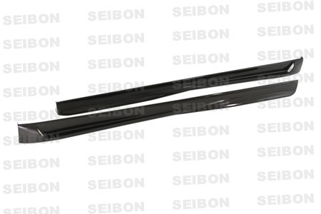 Volkswagen Golf  2006-2008 TT Style Carbon Fiber Side Skirts
