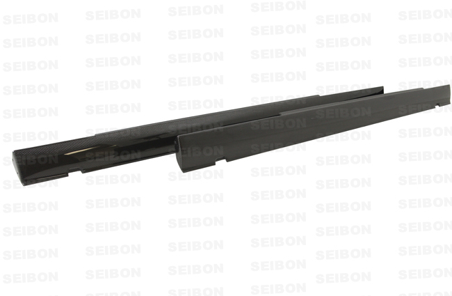 Dodge Challenger  2009-2010 OEM Style Carbon Fiber Side Skirts