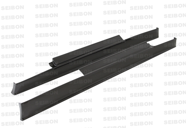 Nissan Gtr R35 2009-2010 SS Style Carbon Fiber Side Skirts