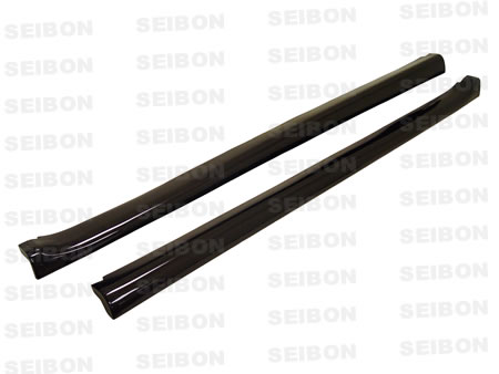 Honda Civic Hb 1992-1995 Mg Style Carbon Fiber Side Skirts