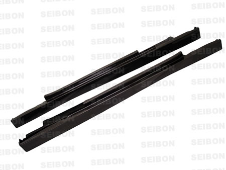 Honda Prelude  1997-2001 Mg Style Carbon Fiber Side Skirts
