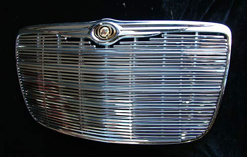Chrysler 300C 05-09 Stainless Steel Bolt-On Front Grill