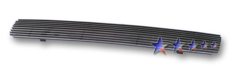 Toyota Toyota Pickup  1992-1995 Polished Main Upper Aluminum Billet Grille