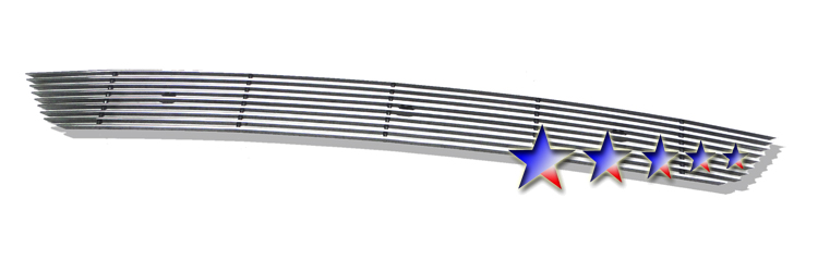 Toyota Camry  2005-2006 Polished Lower Bumper Aluminum Billet Grille
