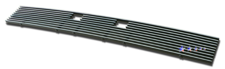 Toyota 4Runner  2003-2005 Polished Lower Bumper Aluminum Billet Grille