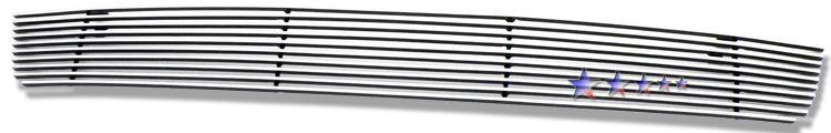 Toyota Sequoia  2005-2007 Polished Lower Bumper Stainless Steel Billet Grille