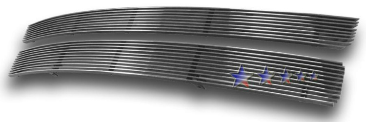 Scion XB  2003-2007 Polished Lower Bumper Stainless Steel Billet Grille