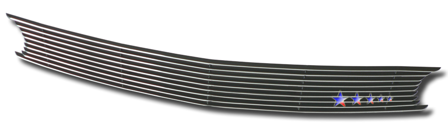 Toyota Prius  2006-2009 Polished Lower Bumper Aluminum Billet Grille