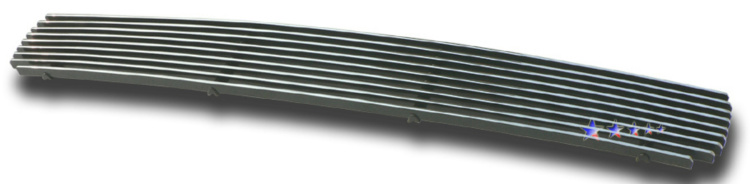Lexus Gs 350  2007-2007 Polished Lower Bumper Aluminum Billet Grille