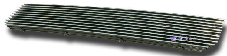 Toyota Fj  2007-2012 Polished Main Upper Aluminum Billet Grille