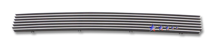 Toyota Fj  2007-2012 Polished Lower Bumper Aluminum Billet Grille