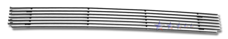 Toyota Fj  2007-2012 Polished Lower Bumper Stainless Steel Billet Grille