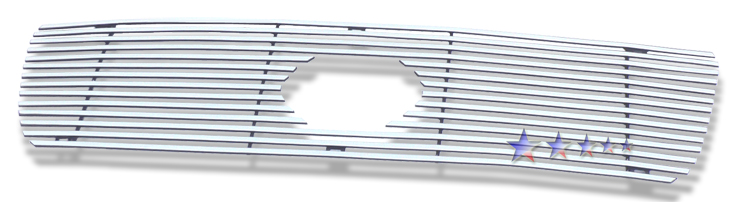 Toyota Tundra 07-09 Polished Stainless Steel Main Front Grill