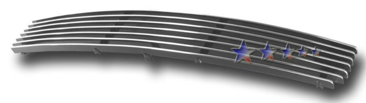 Scion TC  2004-2007 Polished Main Upper Aluminum Billet Grille