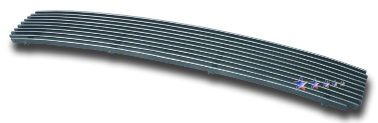 Scion TC  2004-2007 Polished Lower Bumper Aluminum Billet Grille