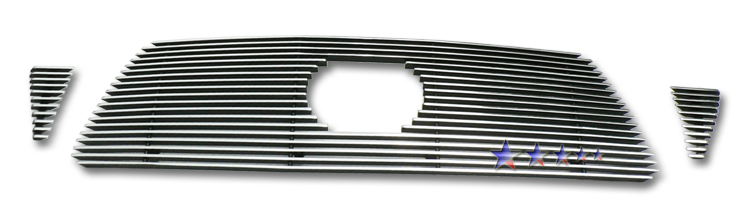Toyota Tacoma  2005-2010 Polished Main Upper Aluminum Billet Grille