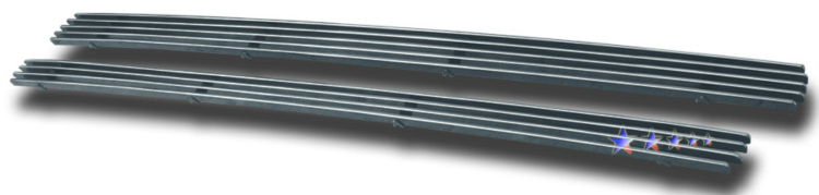 Toyota RAV4  2006-2008 Polished Lower Bumper Aluminum Billet Grille