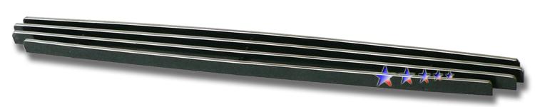 Toyota Tacoma Trd Sport 2005-2011 Polished Hood Scoop Aluminum Billet Grille